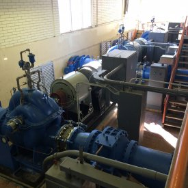 North Booster Pump Station