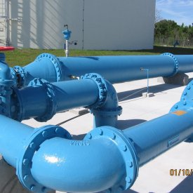 Southeast and Southwest Water Treatment Plants