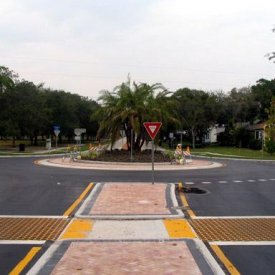 Skycrest Traffic Calming Improvements