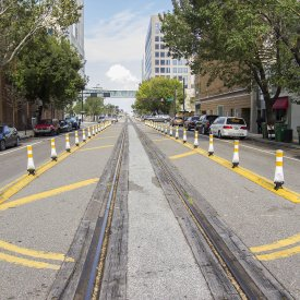 City of Tampa Downtown Railroad Crossing Quiet Zone Services